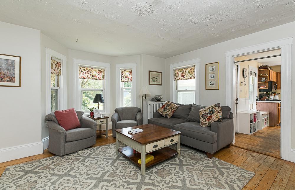 Living Room 298 High Street Ipswich MA