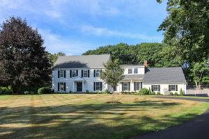 Front of 10 Farrington Lane Hamilton Massachusetts