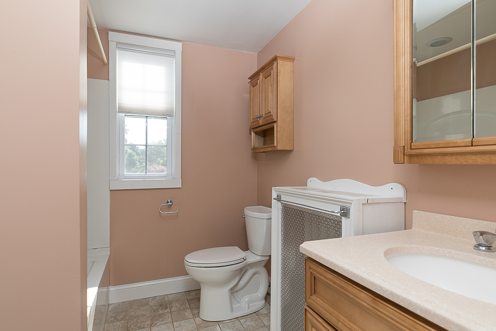 Bathroom at 38 Arbor Street Hamilton Massachusetts
