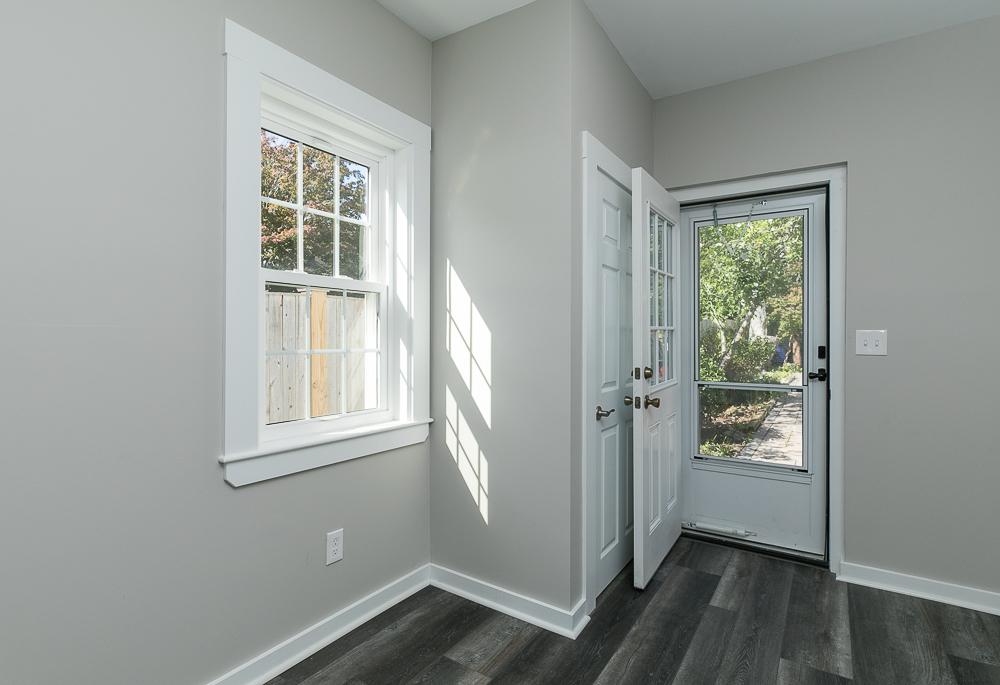 Foyer at 38-C Arbor Street Wenham Massachusetts