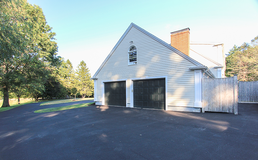 Two car garage 10 Farrington Lane Hamilton Massachusetts