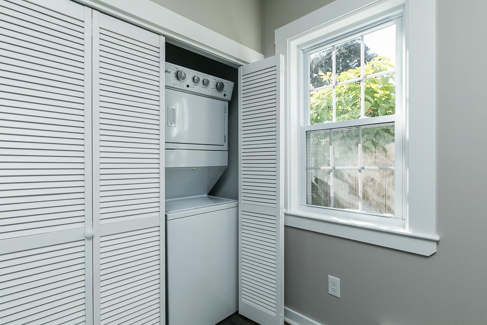 Laundry at 38-C Arbor Street Wenham Massachusetts