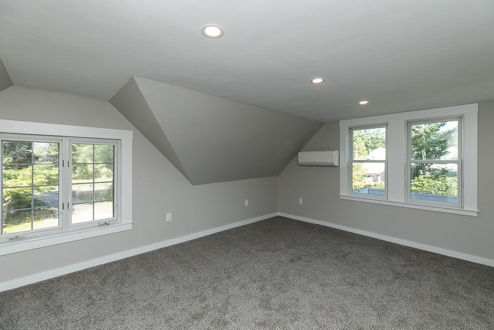 Living room at 38-C Arbor Street Wenham Massachusetts