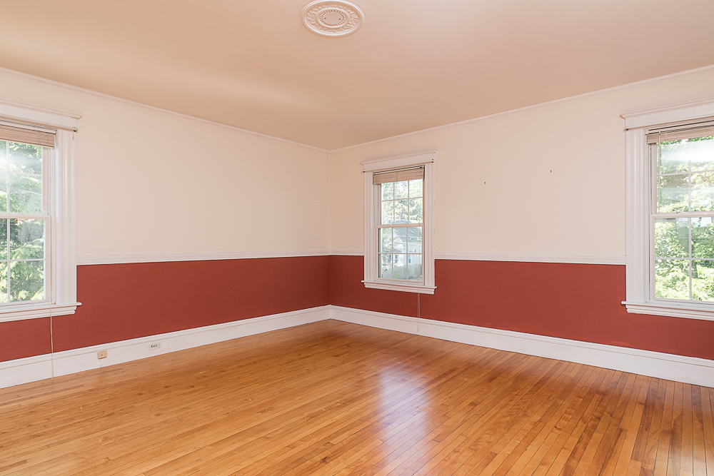 Main Bedroom with hardwood floors at 38 Arbor Street Hamilton Massachusetts