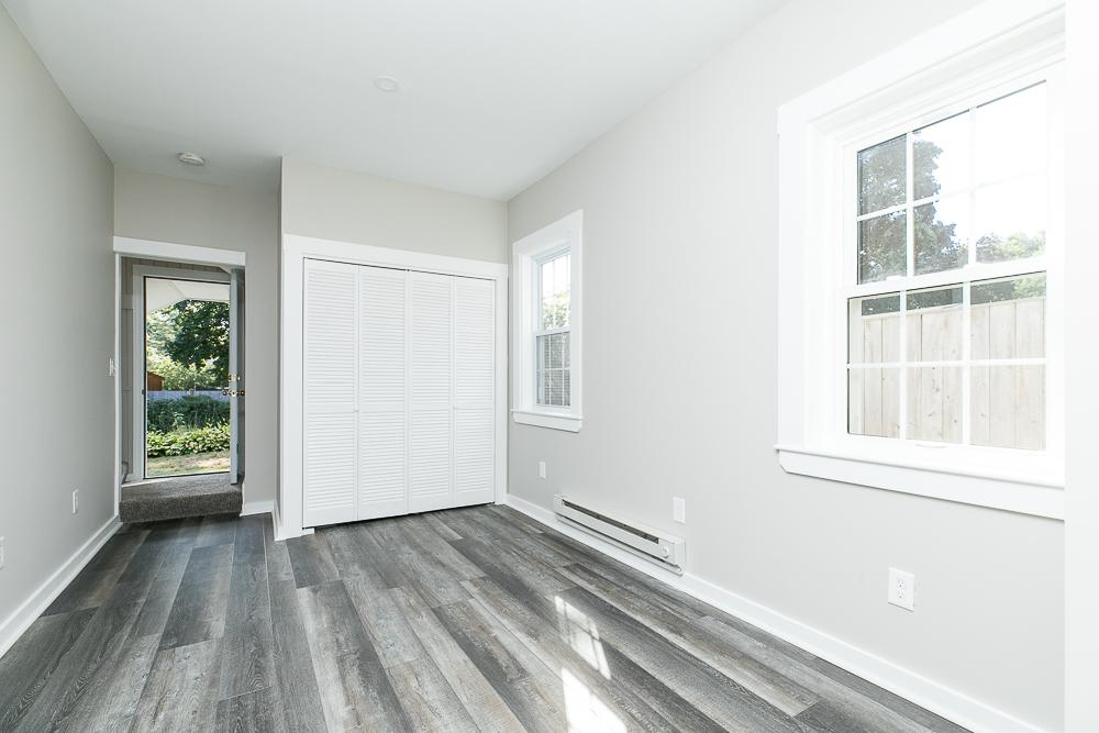Office or family room at 38-C Arbor Street Wenham Massachusetts