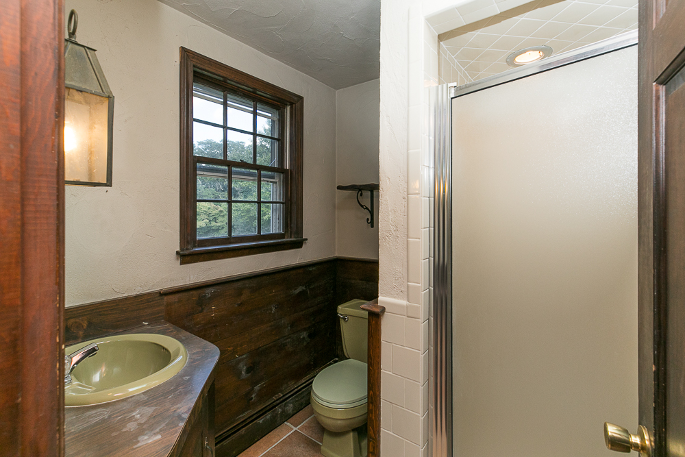 First floor full bathroom 32 Pleasant Street Wenham Massachusetts