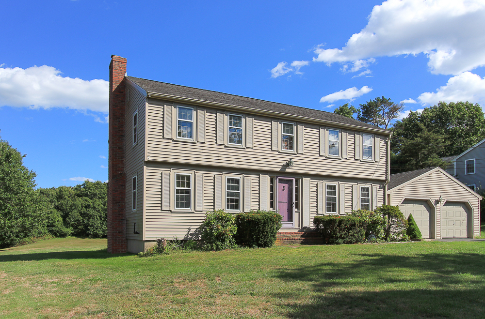 Front of32 Pleasant Street Wenham Massachusetts