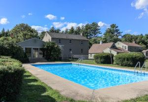 Rear and Pool 32 Pleasant Street Wenham Massachusetts