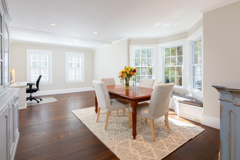 Dining room 568 Hale Street Beverly Massachusetts