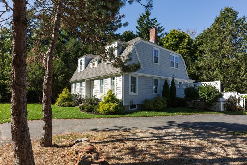 Exterior side 568 Hale Street Beverly Massachusetts