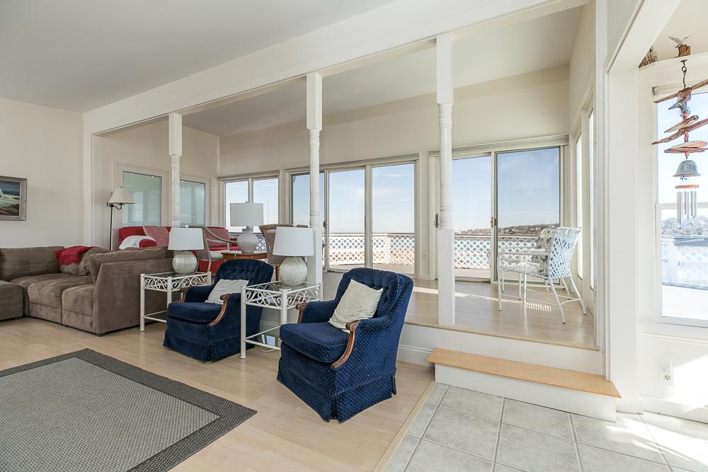 Living Room 23 Wyoma Road Gloucester Massachusetts