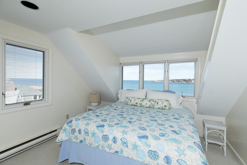 Third floor bedroom 23 Wyoma Road Gloucester Massachusetts