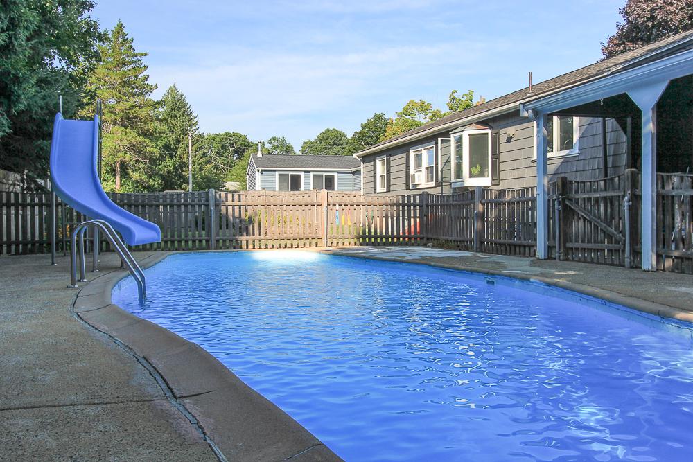 Morning Pool 9 Crescent Road Hamilton, Massachusetts