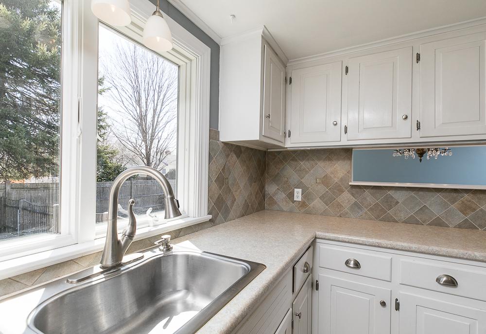 Kitchen Sink and back splash 9 Crescent Road Hamilton, Massachusetts