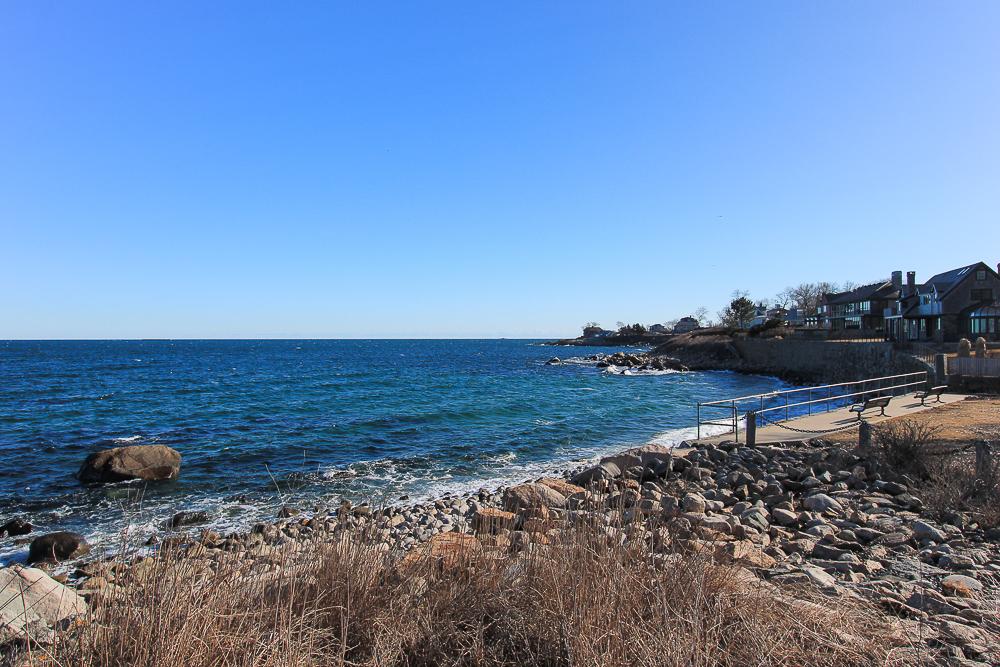 Old Garden Beach Rockport Massachusetts