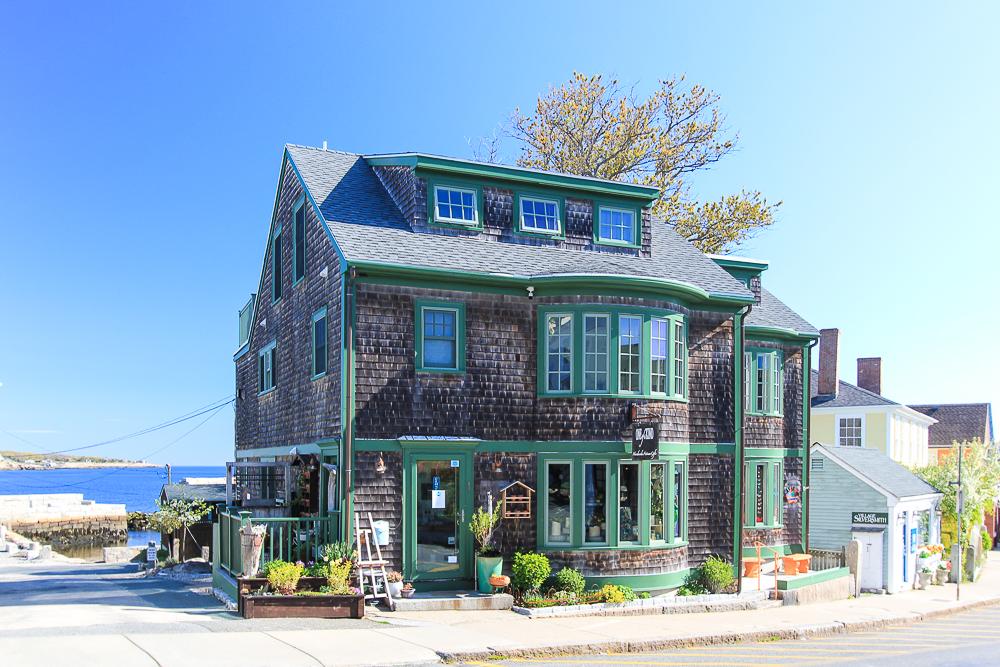1 Main Street Rockport Massachusetts