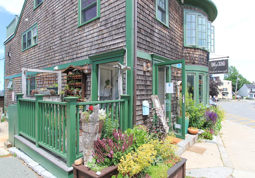 Corner One of a Kind 1 Main Street Rockport Massachusetts