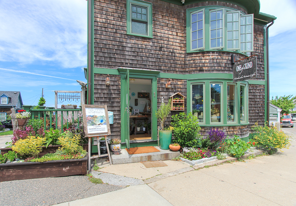 Front View One of a Kind 1 Main Street Rockport Massachusetts