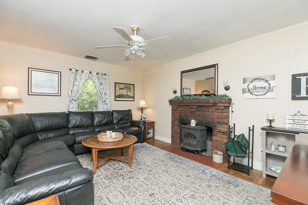 Living Room 188 Lynn Street Peabody, Massachusetts