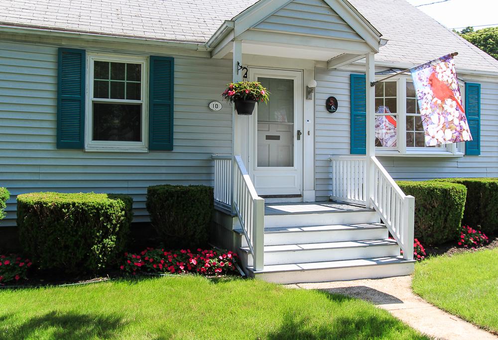 Front Door 10 Parramatta Road Beverly Massachusetts