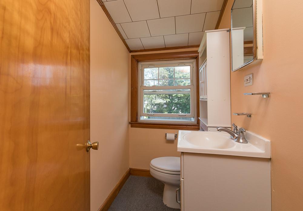 Half Bath on Second Floor 10 Parramatta Road Beverly Massachusetts